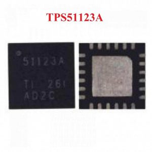 Texas Instruments TPS51622A 51622A 2-Phase D-CAP Step-Down Controller IC Chip